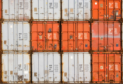 Containers  en tanktransport plannen